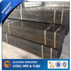 ASTM A500 balck tube /SS400 black tube/st37 pipe steel