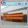 CLW Side Wall Cargo Trailer,40ft cargo trailer,international cargo trailer