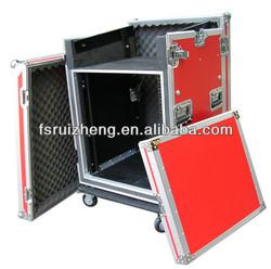 Super Strength Aluminum Flight Case with Wheels, RZ-AFC011
