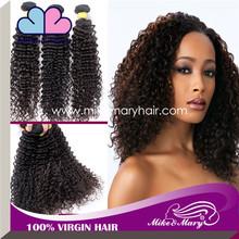Factory queen like human 5A grade mongolian curly hair weave