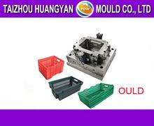 china professional multi purpose plastic crates mold maker