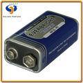 aucun ajout de mercure batterie 9v 6f22