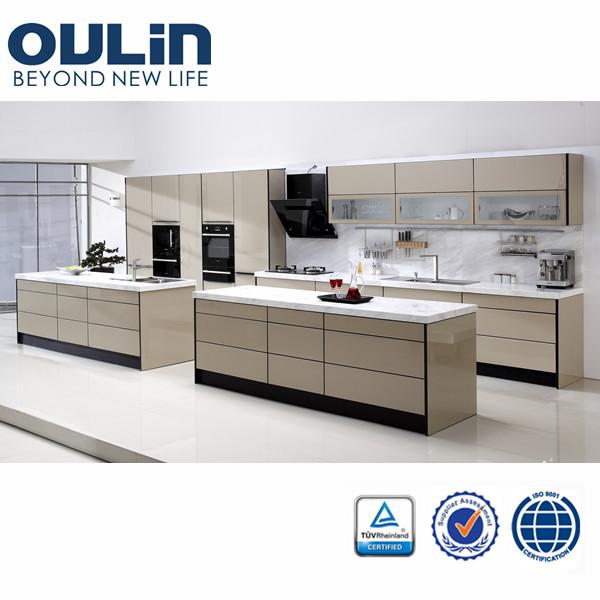 2013 Modern Aluminum Kitchen Cabinet Design View Aluminum Kitchen Cabinet Aluminum Kitchen