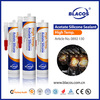 Heat Resistance, Good Bonding Silicone Based Waterproof Adhesive for Metals