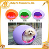 Colourful Pet Plastic House, Soft Pad Sent for free