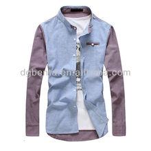 2014 high quality latest formal shirt design poplin mens shirt