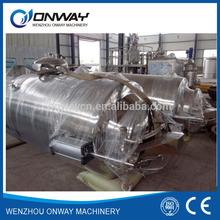 RFE solvent extraction machine