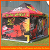 professional waterproof digital print gazebo