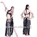 جودة عالية مثير الفنية ازياء الرقص الشرقي القبلية مرحلة الأداء، الرقص الشرقي ارتداء bl015 الهندي