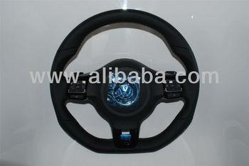 VW GOLF 6 R20/GTI Steering Wheel with DSG 2010-2012