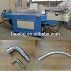 high quality bend aluminum square tube