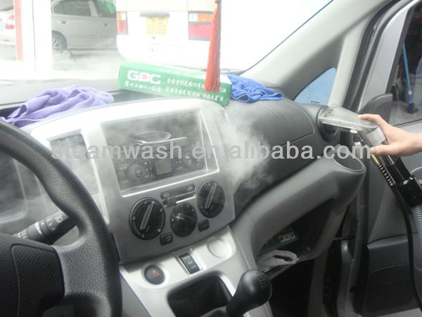 Automatic Car Wash Steam Vacuum Cleaner