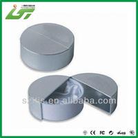 hight end circle shape cardboard box publisher factory
