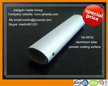 Tube de profil de en alliage d'aluminium