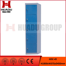 Strong metal furniture locker for office use