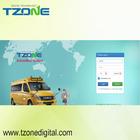 google map web based school attendance management gps server tracking software