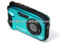 Pas cher appareil photo numérique étanche avec 2.7 lcd. 8x zoom numérique( dc- 188)
