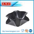 flor de acero de carbono de recipiente para hornear