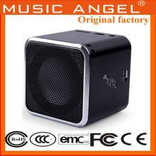 Music Angel smart phone mini radio car speaker subwoofer