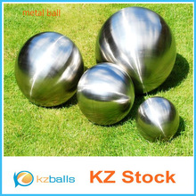 stainless steel spheres/metal no rust garden ornaments