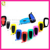 Colorfully vivid fashion directly factory price washable dustproof silicone car key protective cover