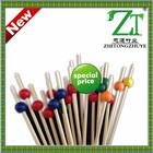 natural decorative bamboo picks/party pick/food pick