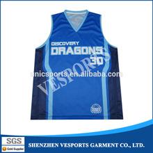 Custom Cool Dry Basketball Uniforms