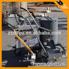 DAYU Best-selling Manual Thermoplastic Road Marking Machine