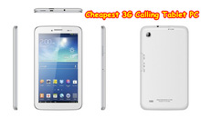 7 inch touch tablet with sim card Dual SIM Dual core oem tablet
