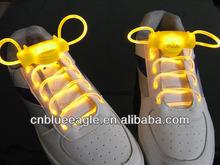 newest ELhot-sale flashing shoeslace for young led light shoelace
