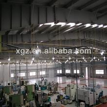 prefabricated free span warehouse