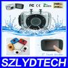 Hot sell coloful surveillance camera sport camera 1080P