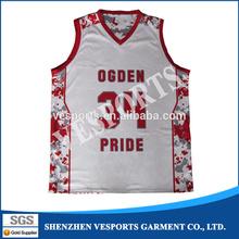 design basketball jersey and shorts custom
