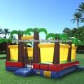 Jumpers para adultos, usado bouncer inflável comercial para venda, jungle inflável jumper