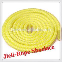 Sneaker rope shoe lace for asics shoes fashion wholesale shoe laces