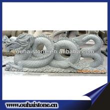 Granite Stone Sculpture Animal Statue Garden Dragon Sculpture