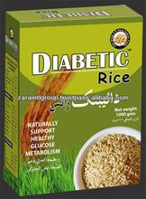 Diabetic Cure Rice