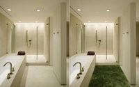 Luxury soft non slipping free cutting carpet