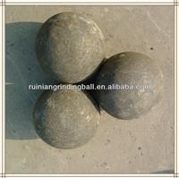 Dia 20-150mm HRC58-65 forged grinding balls mining