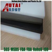 15% graphite/ bronze/ carbon filled ptfe custom parts