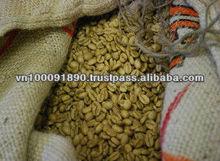 Vietnamese Green Coffee Beans