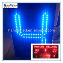 LED Electronic Big Size Scoreboard For Score/Led Scale Scoreboard