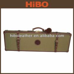 Universal leather gun case