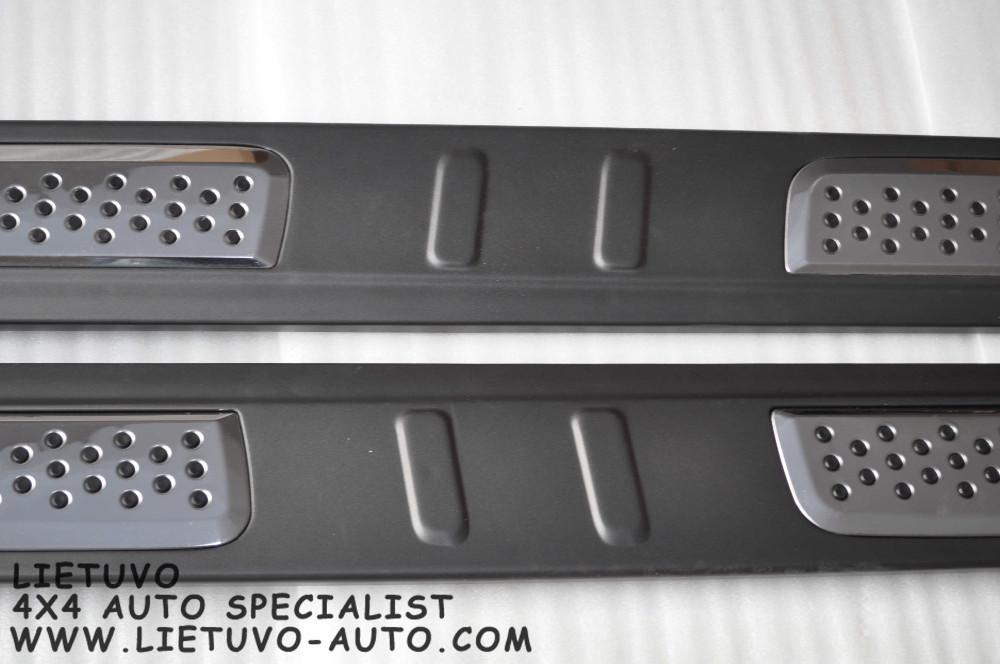 2009 - 2014 Chevrolet Captiva Running Boards Original Style