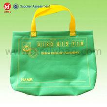 Custom Made Nylon 600D Bag For Shopping