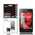 Protector de pantalla para lg e440( optimus l4 ii dual) oem/odm( anti- huella digital)