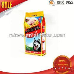 zipper bags pet food