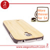 2013 New bamboo Case For Cover Handmade Natural Bamboo Wood Cover Case