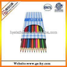 A convenient 12 different color painting colored pencil jeans