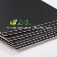 Dongguan Laminated of Black Photo Frame Paper